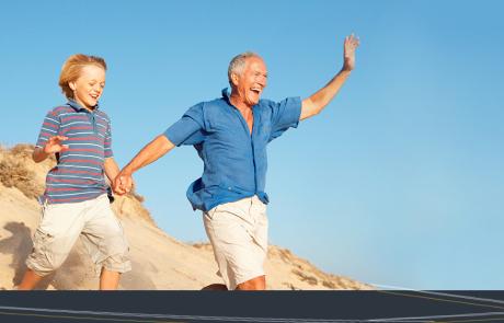 gezond oud worden en blijven